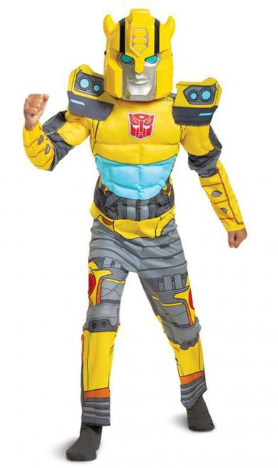 Costume Bumblebee Muscle