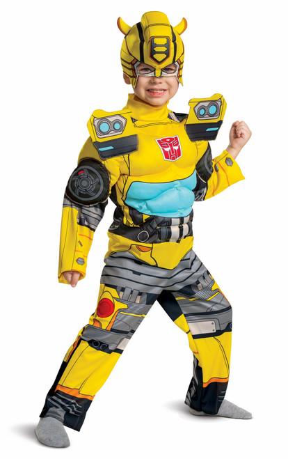Costume pour Enfant Bumblebee Transformeurs