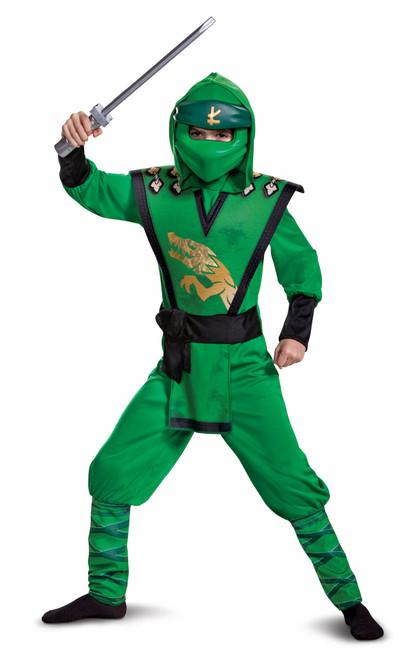 Costume Lego Ninjago Lloyd pour Garçons