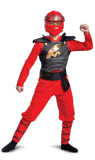 Costume Kai de Ninjago