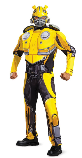 Bumblebee Transformers Costume Adulte