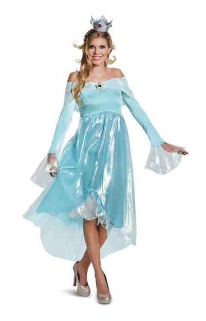 Super Mario Rosalina Costume Femmes