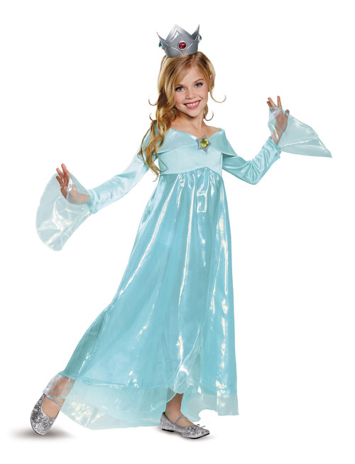 Costume Rosalina Deluxe fille