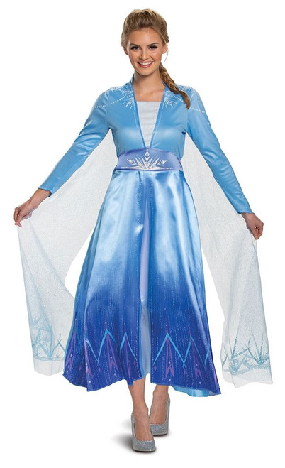 Costume Disney de Frozen Elsa pour Adultes