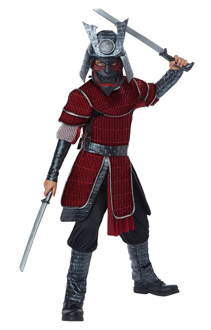 Costume de Ninja Samurai Pour Garçon