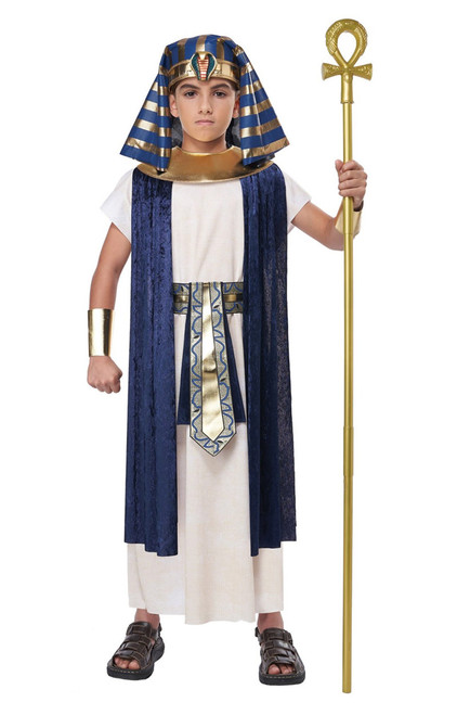 Tenue de garcon egyptien antique