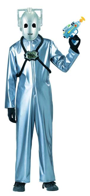 Costume de premier contact extraterrestre