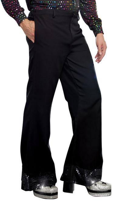 Pantalon disco pour homme