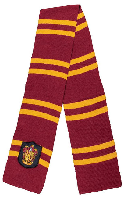 Echarpe Gryffindor Harry Potter