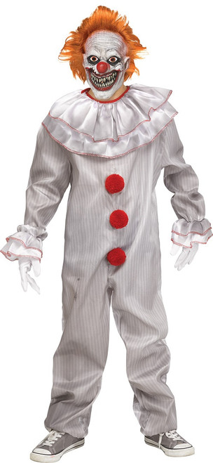 Costume de clown meurtrier