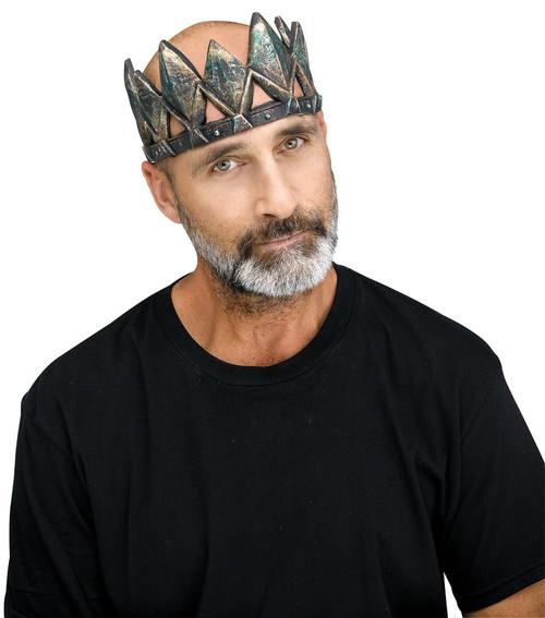 Couronne de crane de roi gothique