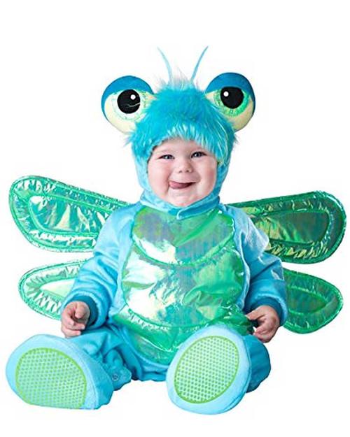 Deguisement mignon petite libellule pour bebe