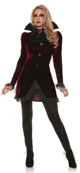 Deguisement Vampiresse Belladonna femme
