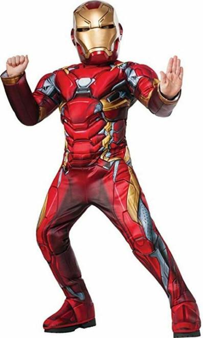 Deguisement Avengers Iron Man Garcon