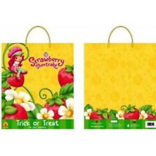 Sachet de friandises aux fraises