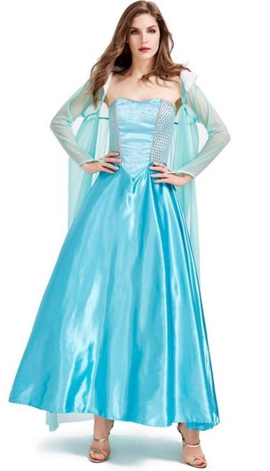Deguisement Elsa femme