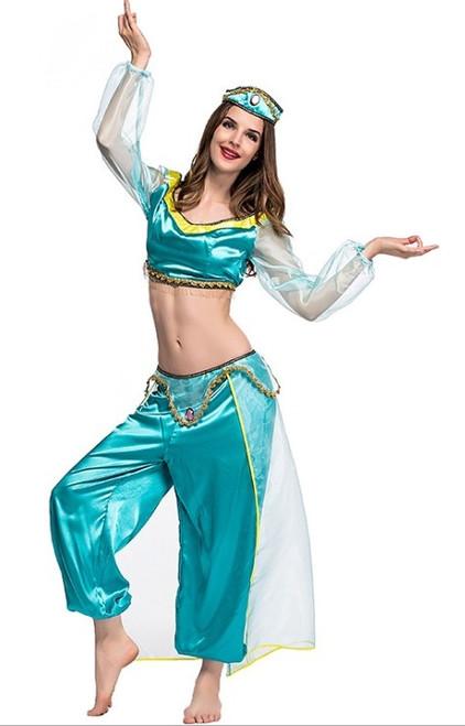 Costume de jasmin pour femme