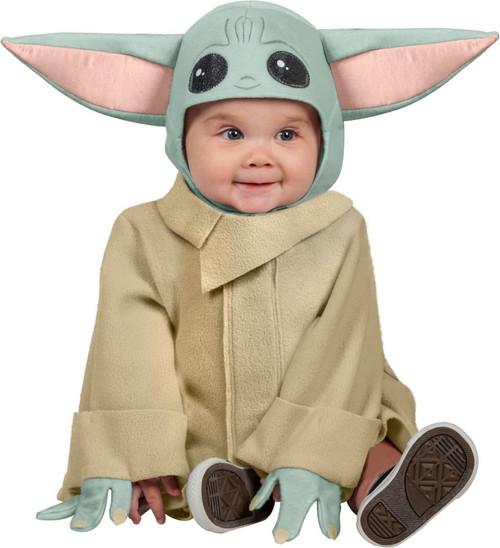 Deguisement Yoda-Mandalorian pour tout-petit
