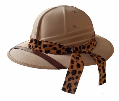 Chapeau de roi tigre avec garniture