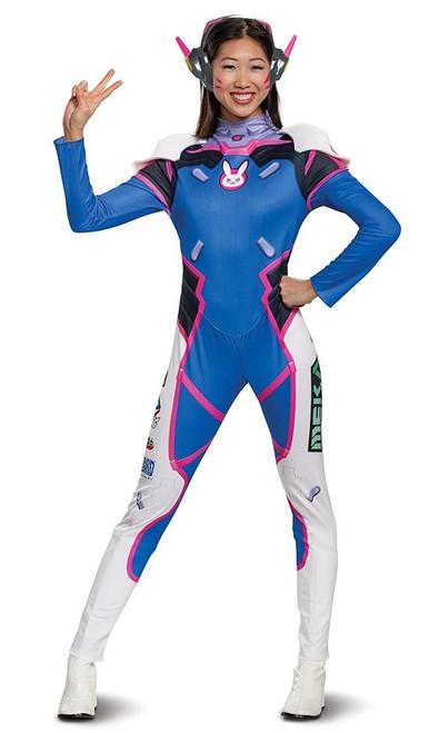 Costume Deluxe D.Va de Overwatch pour Femme