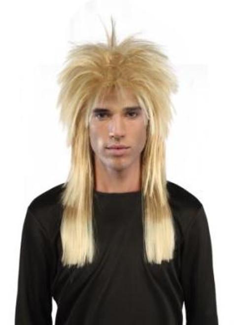 Perruque Blonde de Rockstar