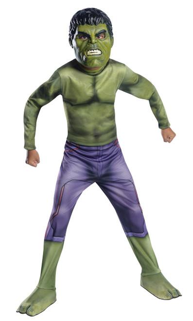 Costume de Hulk pour garcons Avengers 2
