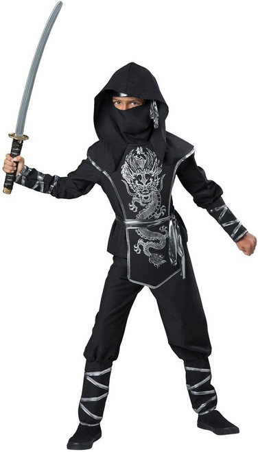Costume de Guerrier Ninja Enfants