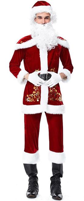 Costume Deluxe  du Père Noël