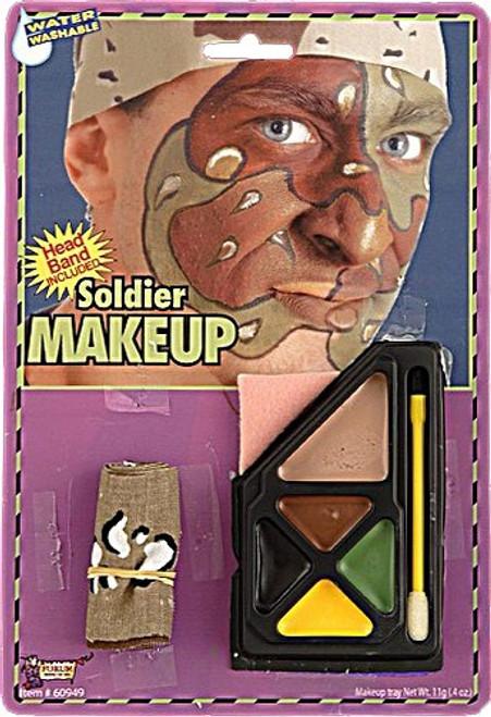 Maquillge de Combat de Soldat
