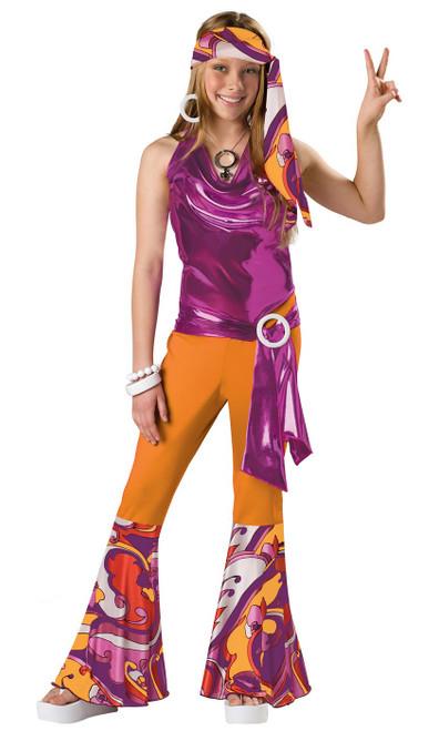 Costume de la Reine Disco pour Adolescent