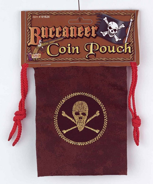 Pochette de Monnaie pour Pirate