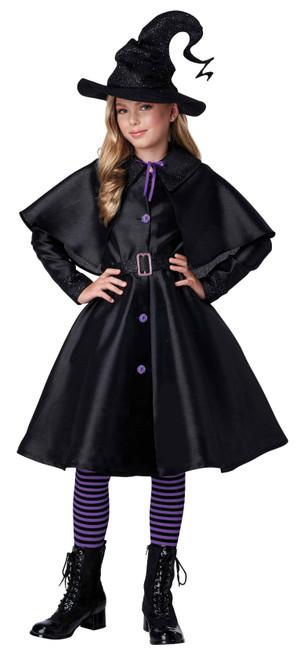 Manteau Elegant de Sorcière pour Fille