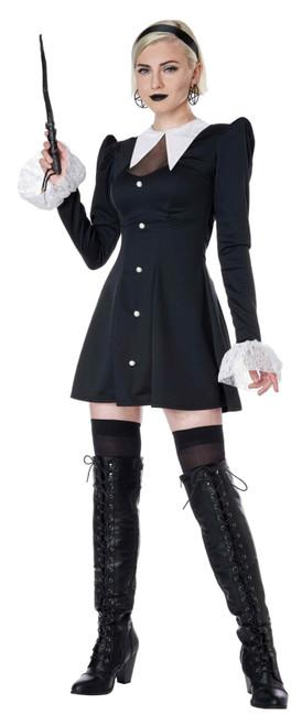 Costume de la Sorcière Gothique pour Femme