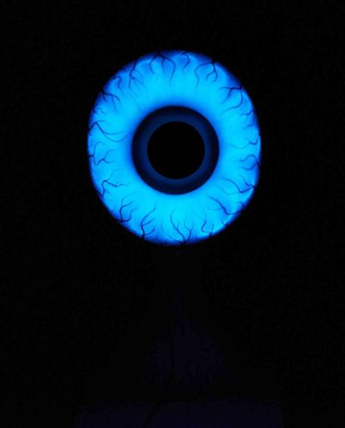 Masque Nerf Optic Illuminé Bleu