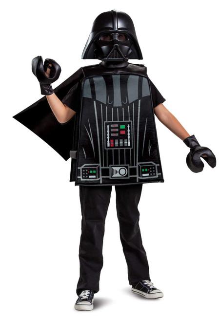 Costume Lego Dark Vador Enfants