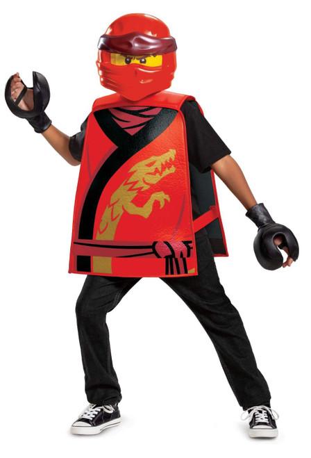 Costume Kai LEGO Ninjago Enfant