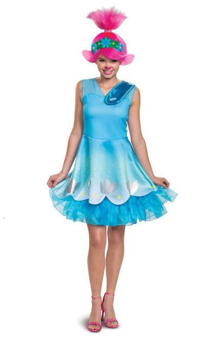 Costume Poppy Trolls 2 Femmes