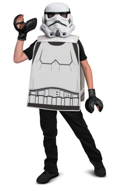 Costume Lego Stormtrooper Enfants