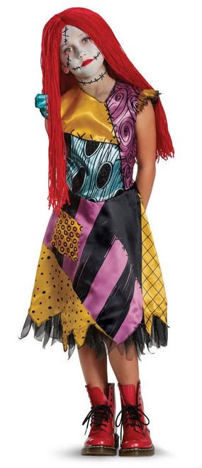 Costume Sally Filles - l'étrange noël de monsieur jack