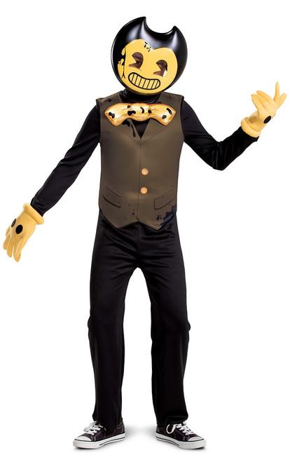 Costume Bendy Sombre Reprise Enfants
