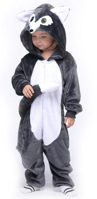 Costume Loup de Minuit Enfants