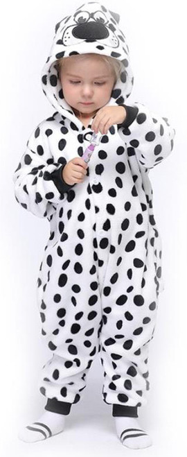 Costume Onesie Dalmatien Enfants