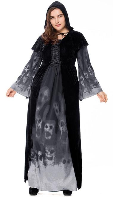 Costume d'Ames Abandonnées pour Femmes