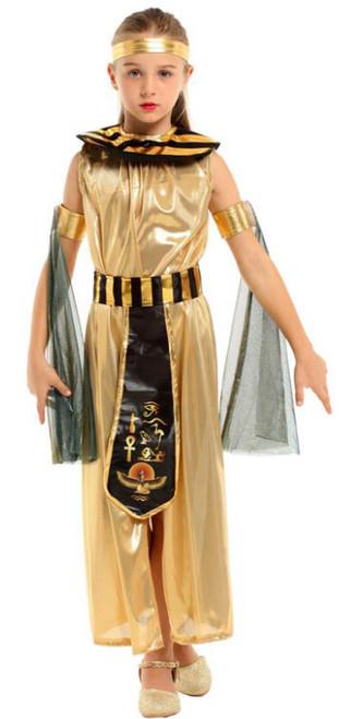Costume de Reine Cléopâtre Filles