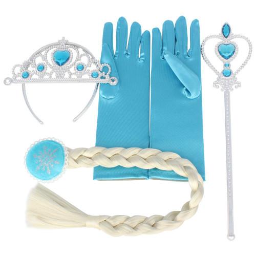 Kit Elsa Reine des Neiges pour Filles