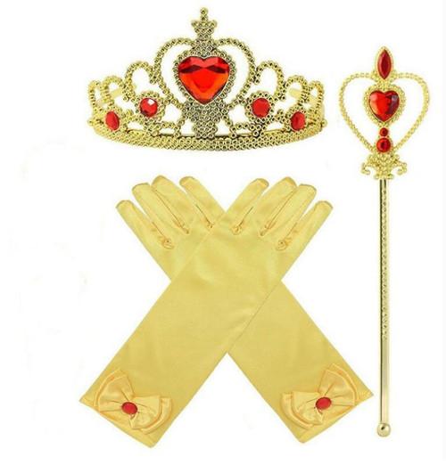Kit Jaune pour Princesses Filles