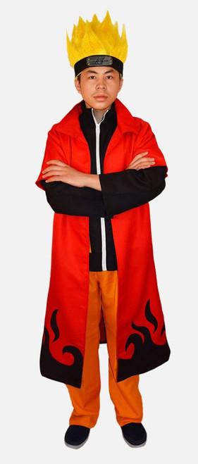 Naruto Veston Anime pour Hommes