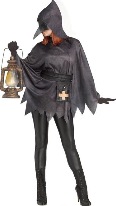 Costume  Docteur de la Peste pour Femmes