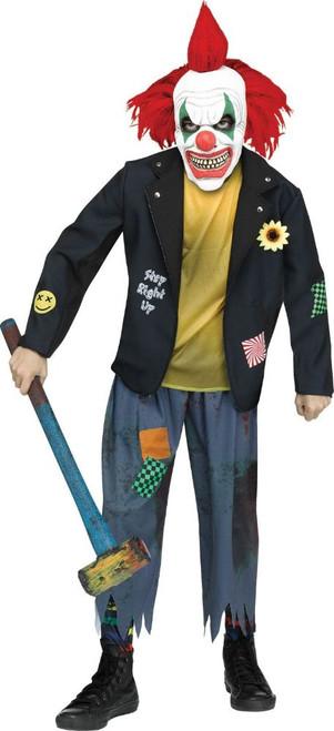 Costume de Clown Joker pour Garçons