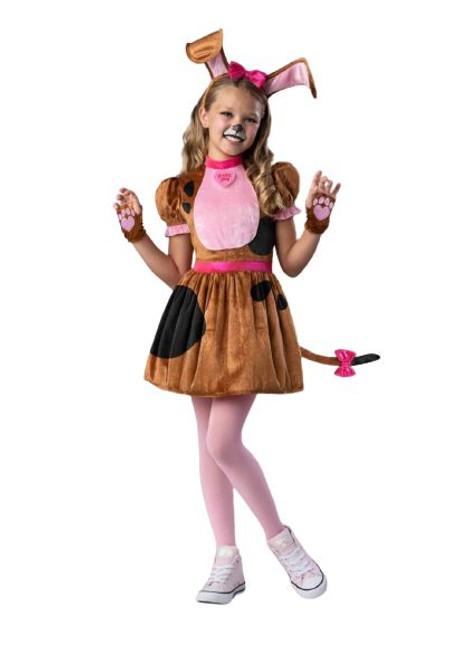 Costume Petit Chiot D'Amour Filles
